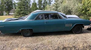 1964 Buick Wildcat Project
