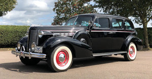 1938 Buick Series 91 Saloon For Sale by Auction