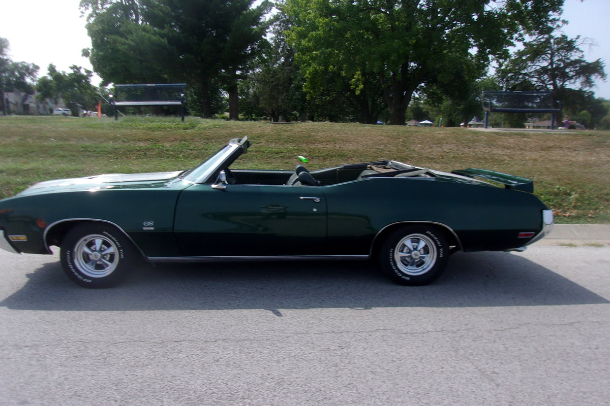 1972 Buick Skylark Grand Sport Convertible For Sale (picture 2 of 6)