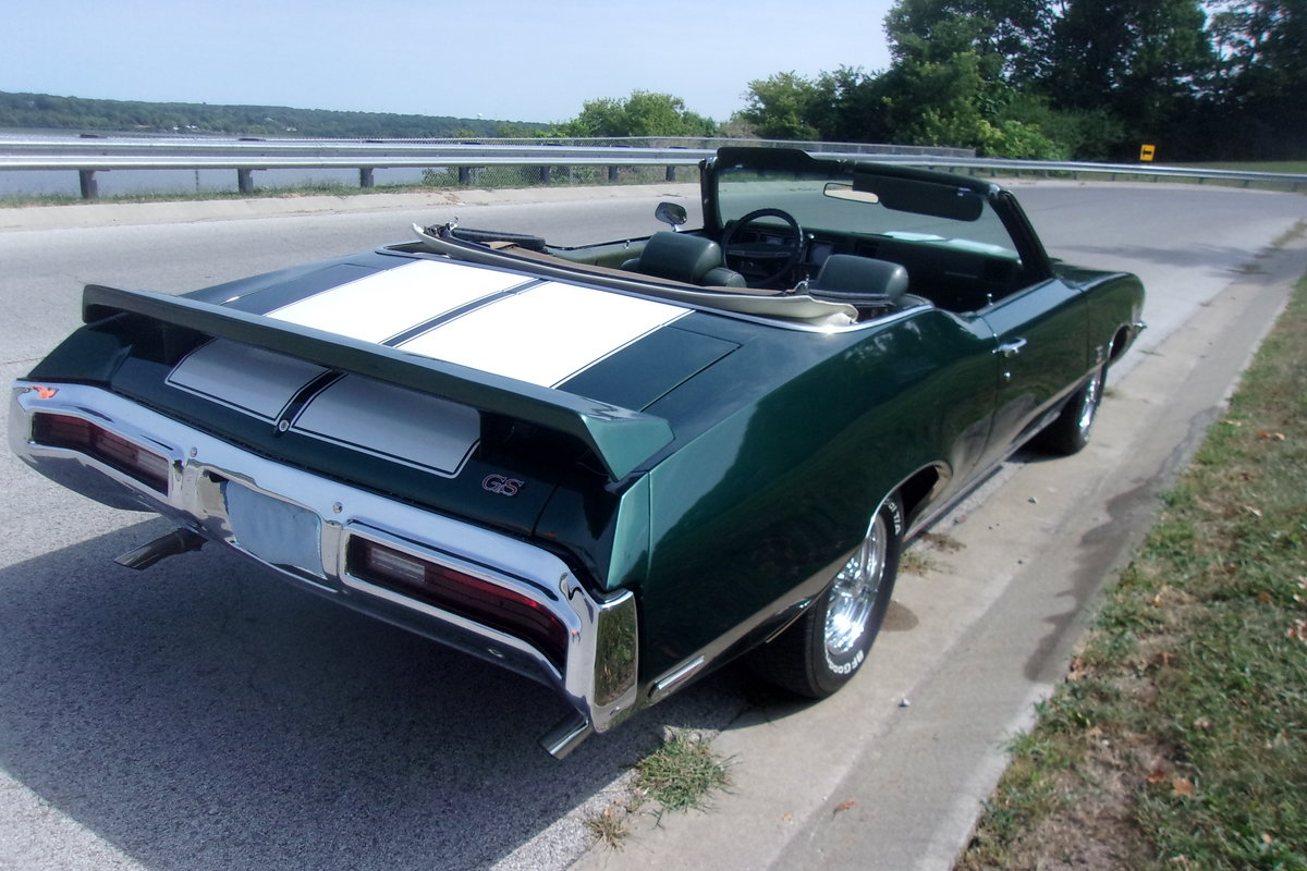 1972 Buick Skylark Grand Sport Convertible For Sale (picture 6 of 6)