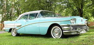 1958 Buick Century Sedan For Sale by Auction