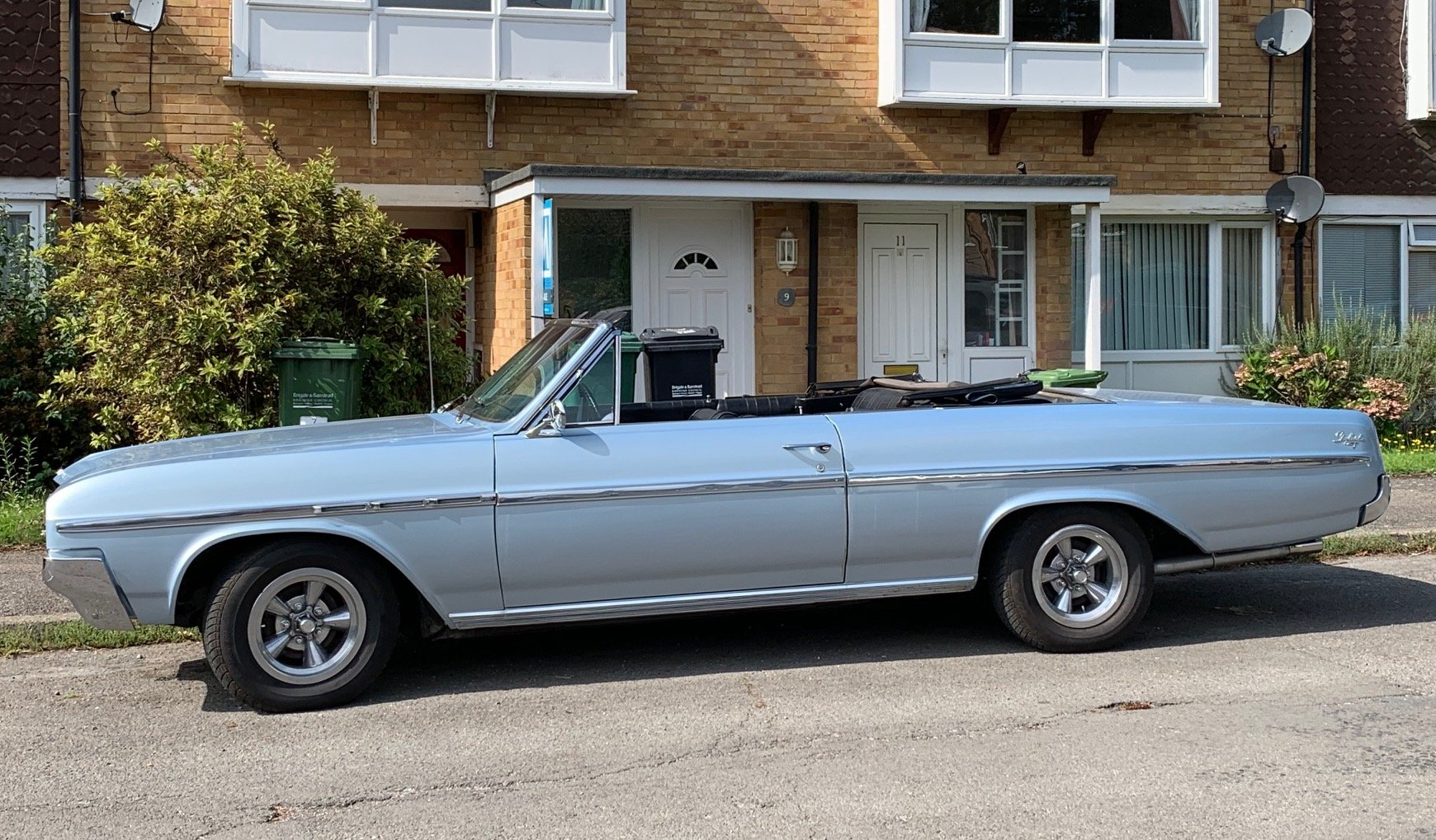 1964 Restored Buick Skylark Convertible For Sale (picture 2 of 6)