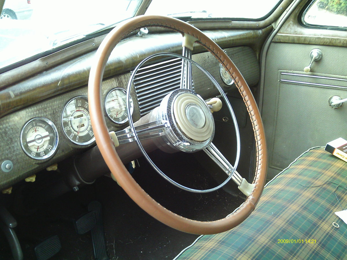 1940 Buick Series 60 Century For Sale (picture 3 of 3)