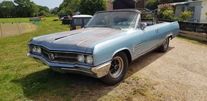 1964 Lot 81 - A  Buick Wildcat Convertible - 23/09/2020