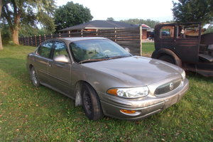 2002 Buick LeSabre 4dr Sedan-will sell whole or part out