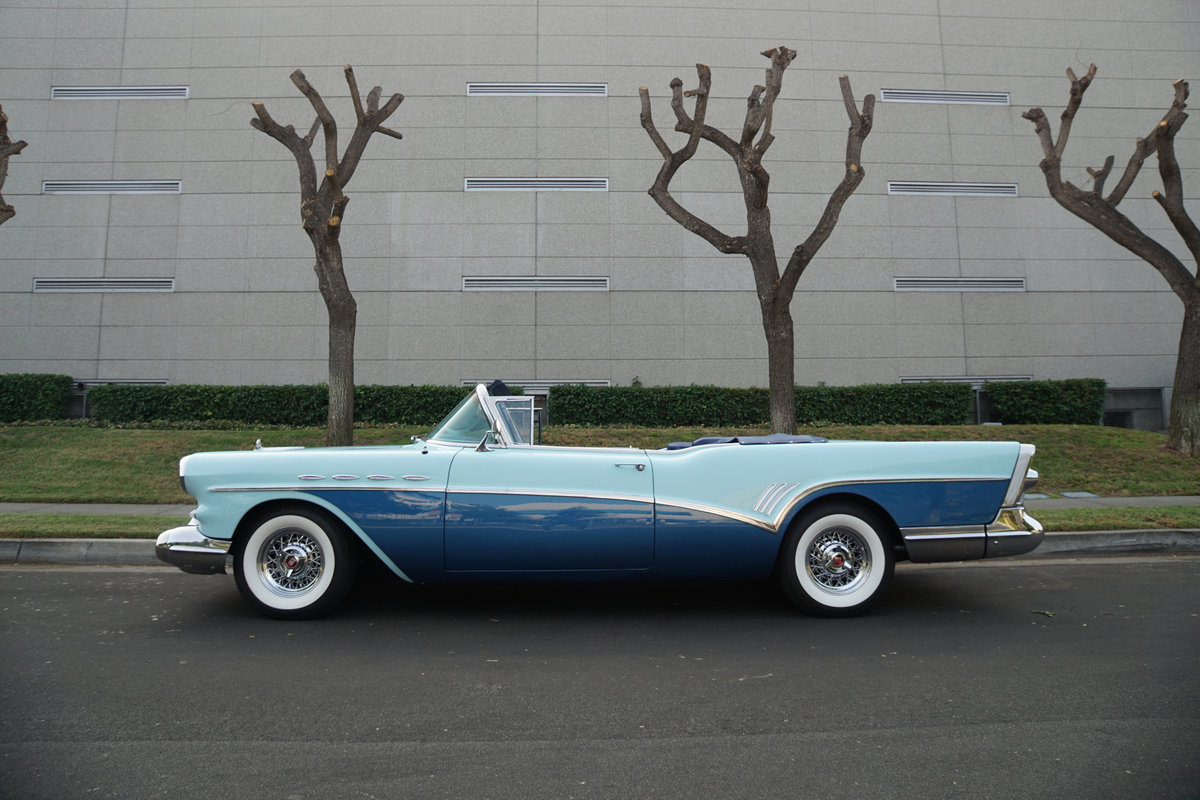 Orig CA 1957 Buick Super 364/300HP V8 Convertible SOLD (picture 2 of 6)