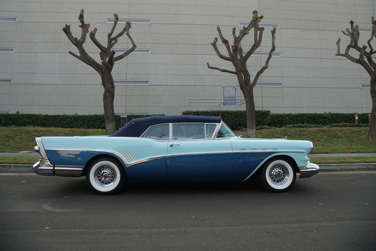 Orig CA 1957 Buick Super 364/300HP V8 Convertible SOLD (picture 3 of 6)