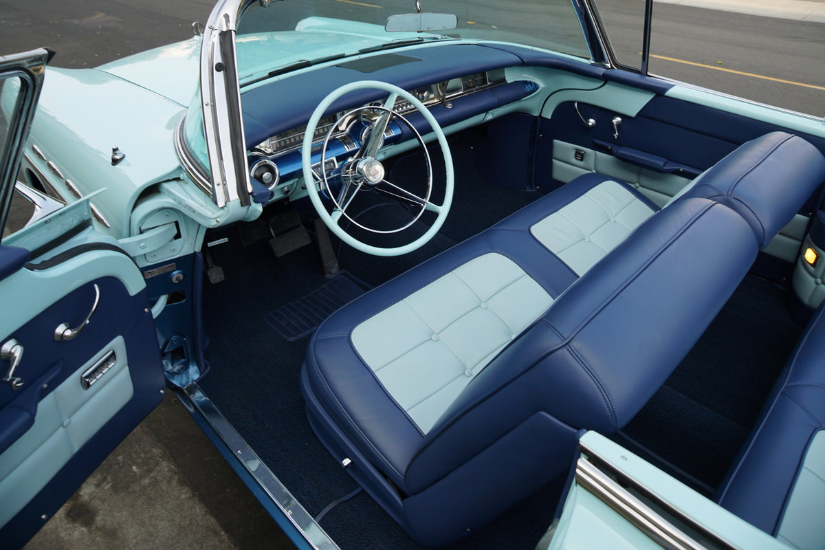 Orig CA 1957 Buick Super 364/300HP V8 Convertible SOLD (picture 5 of 6)