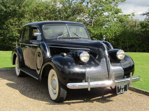 Picture of 1939 Buick Special Four Door Sedan at ACA 7th November  For Sale by Auction