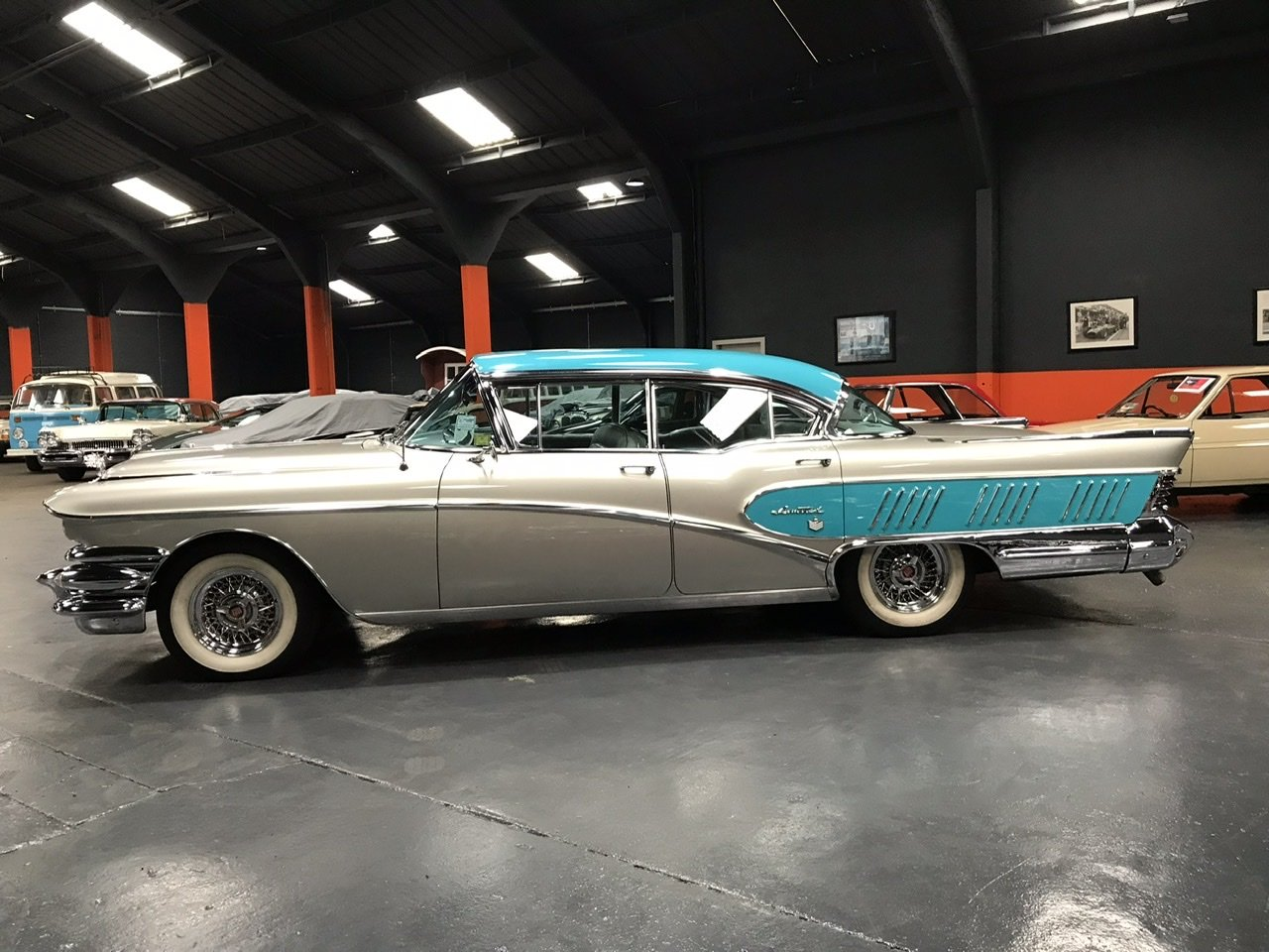 1956 Buick riviera special For Sale (picture 4 of 6)