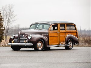 Picture of 1940 Buick Super Estate Wagon  For Sale by Auction