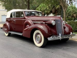 Picture of 1937 Buick Roadmaster Phaeton  For Sale by Auction