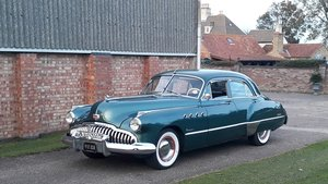 Picture of Buick Roadmaster 1949 5.2 Straight 8 Dynaflow 66k Rebuild US For Sale