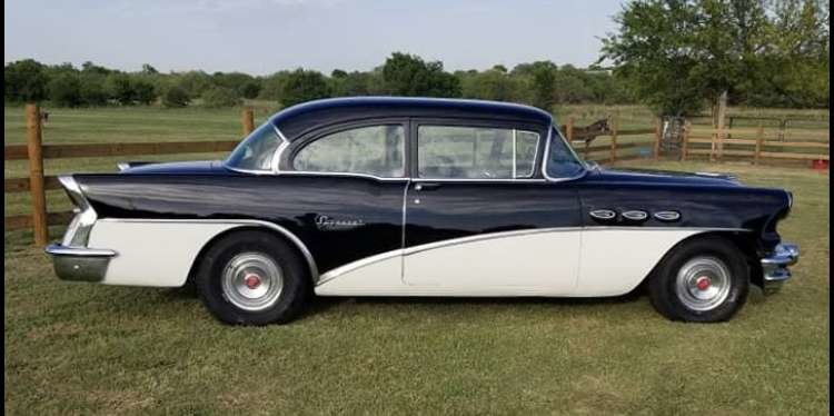 1956 Buick Special 2DR Sedan For Sale (picture 1 of 6)
