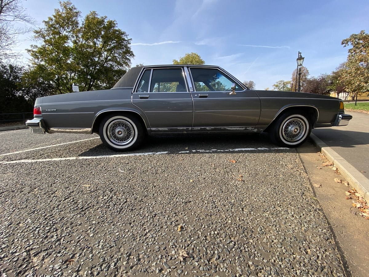1985 Buick Le Sabre Collectors Edition SOLD (picture 1 of 6)