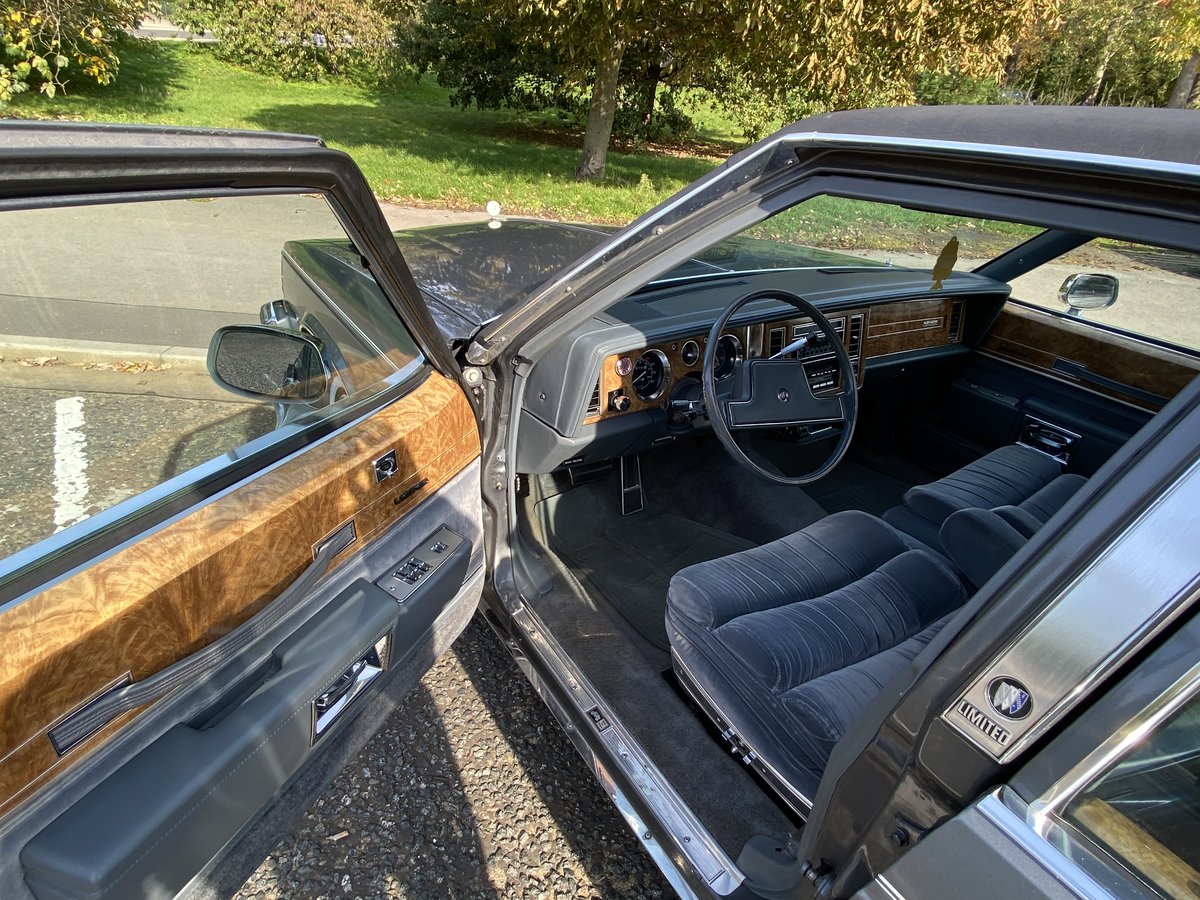 1985 Buick Le Sabre Collectors Edition SOLD (picture 5 of 6)