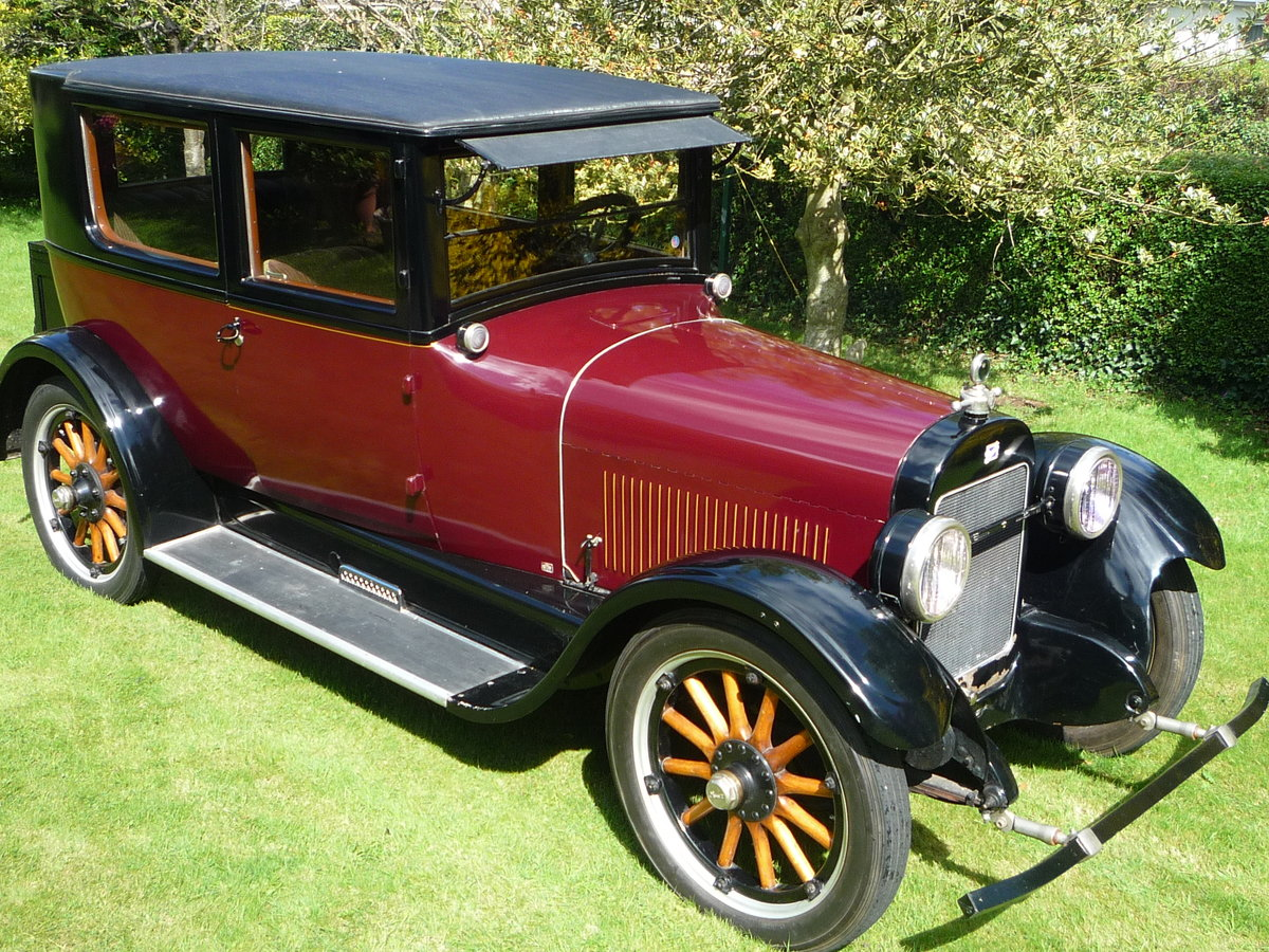 1923 Buick Model 41 For Sale (picture 3 of 6)