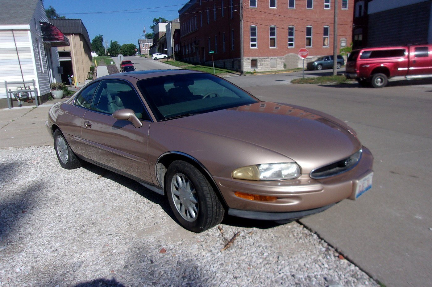 1998 Buick Riviera For Sale (picture 1 of 6)