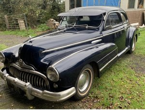 Buick sedanette two door coupe