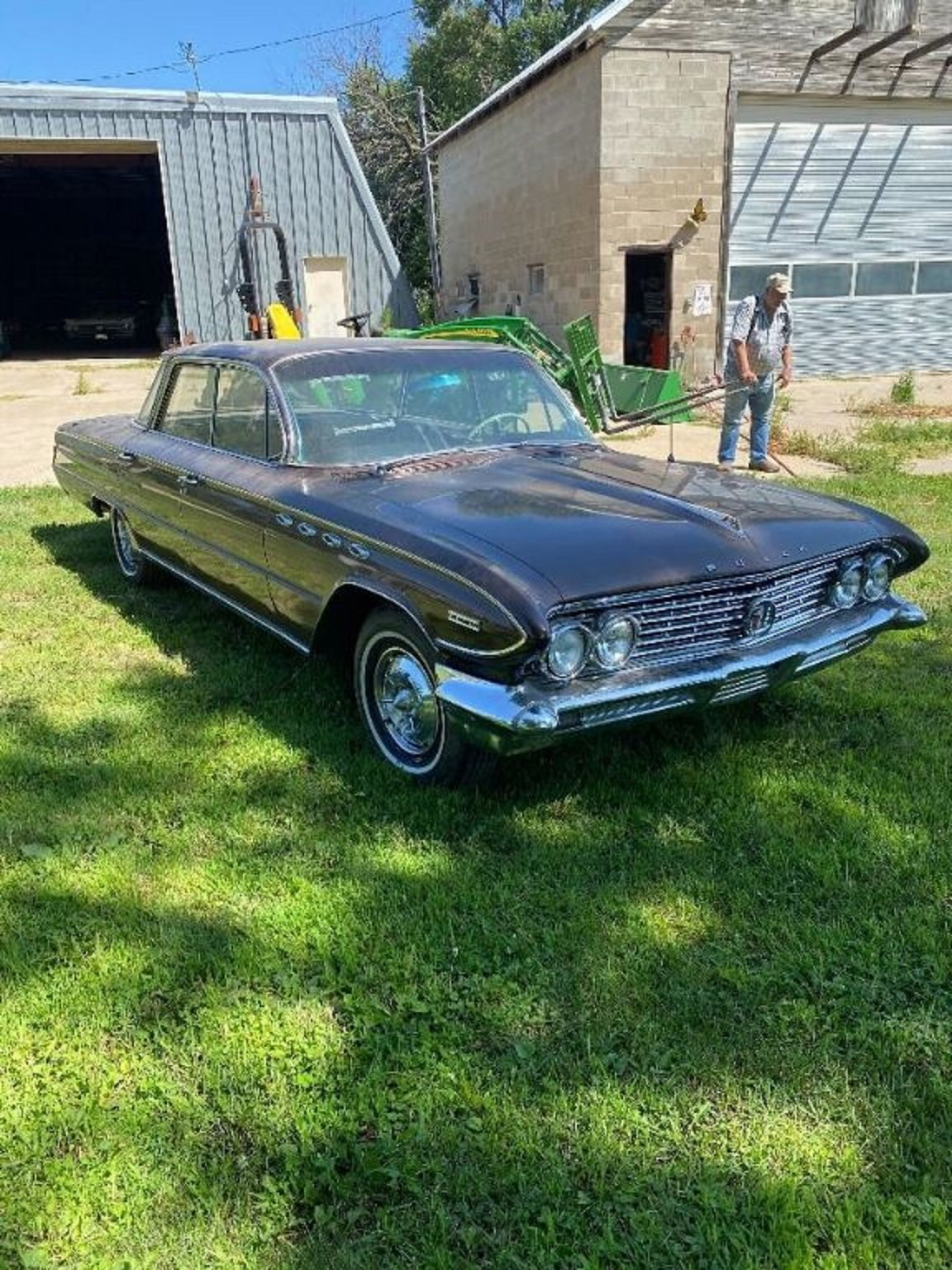 1961 Buick Electra 225 4DR HT For Sale (picture 2 of 6)