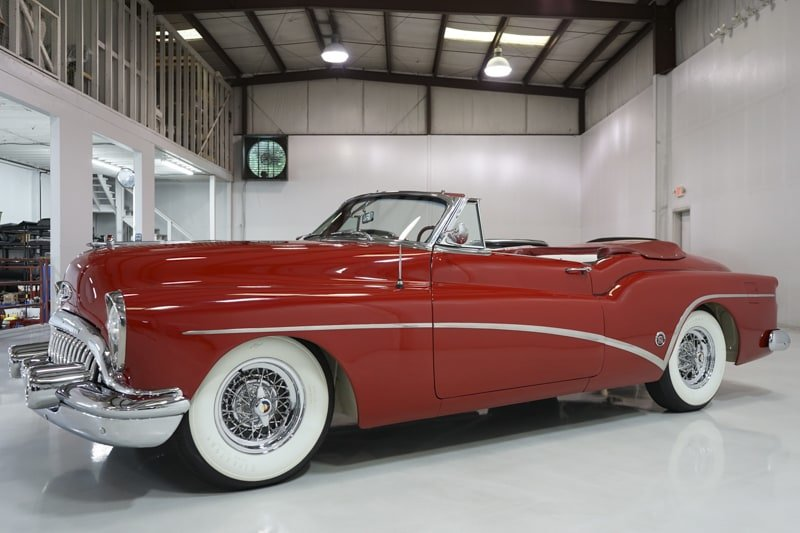 1953 Buick Skylark For Sale (picture 1 of 6)