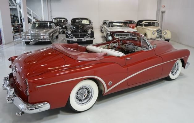 1953 Buick Skylark For Sale (picture 3 of 6)