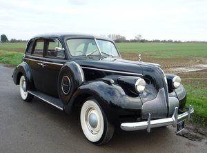 Beautiful Straight Eight RHD, Pre-war Buick
