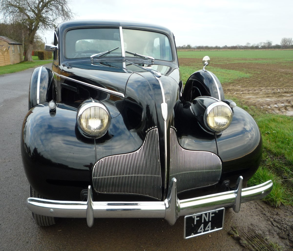1939 Beautiful Straight Eight RHD, Pre-war Buick For Sale (picture 2 of 6)