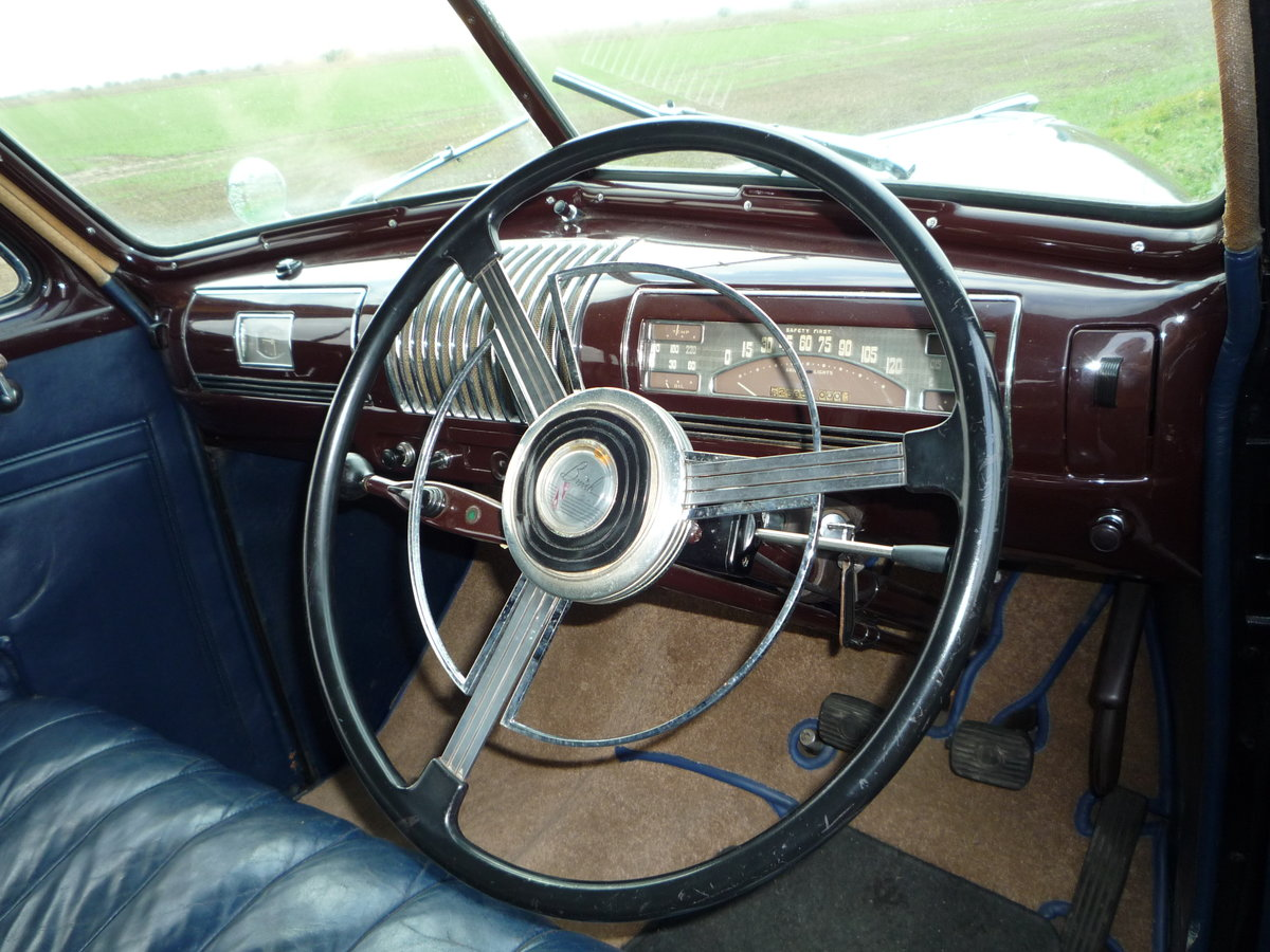 1939 Beautiful Straight Eight RHD, Pre-war Buick For Sale (picture 4 of 6)