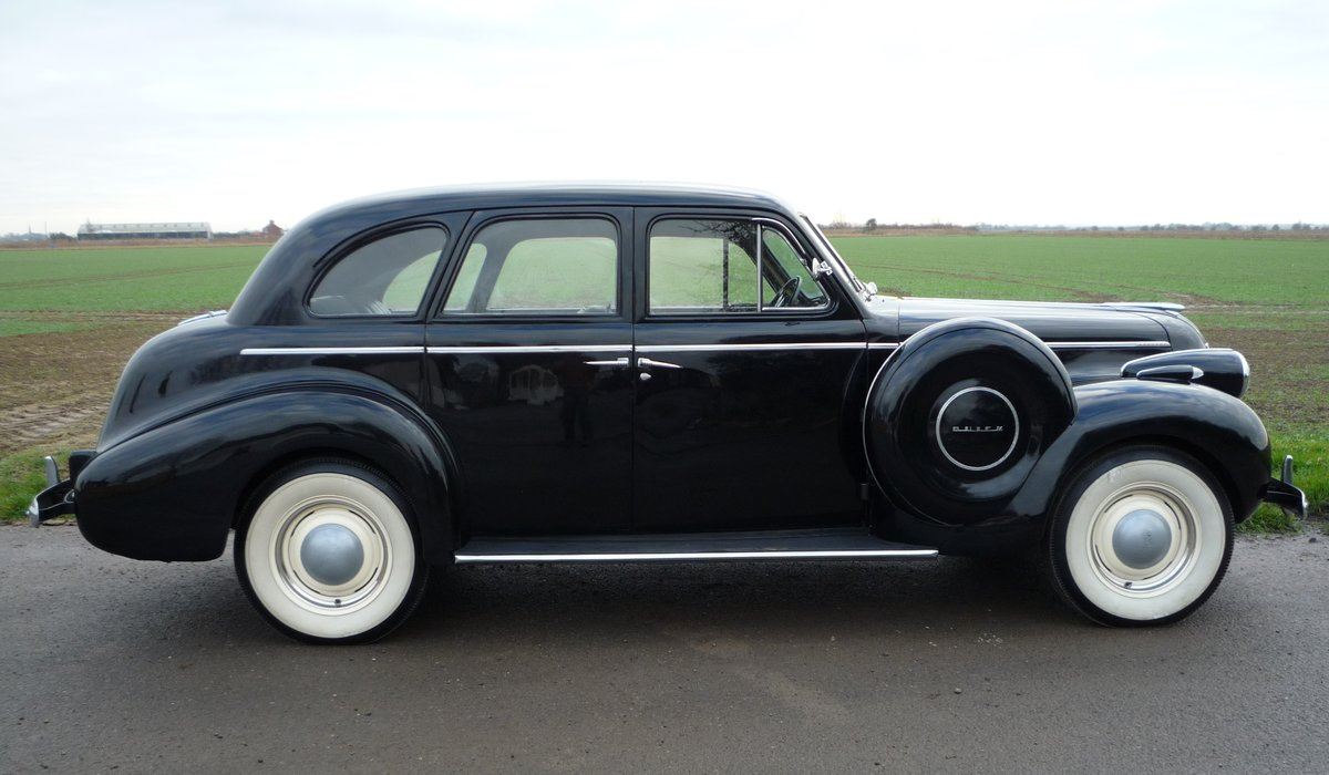 1939 Beautiful Straight Eight RHD, Pre-war Buick For Sale (picture 6 of 6)
