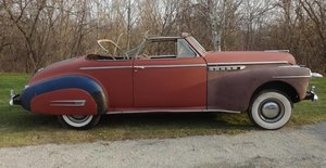 Picture of 1941 Buick Roadmaster Convertible Coupe (76C) Rare