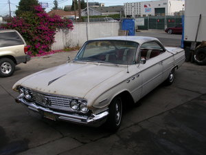 Picture of 1961 WILDCAT V8 ,RARE BUCKET SEATS 13,250 SHIPPING INCLUDED For Sale