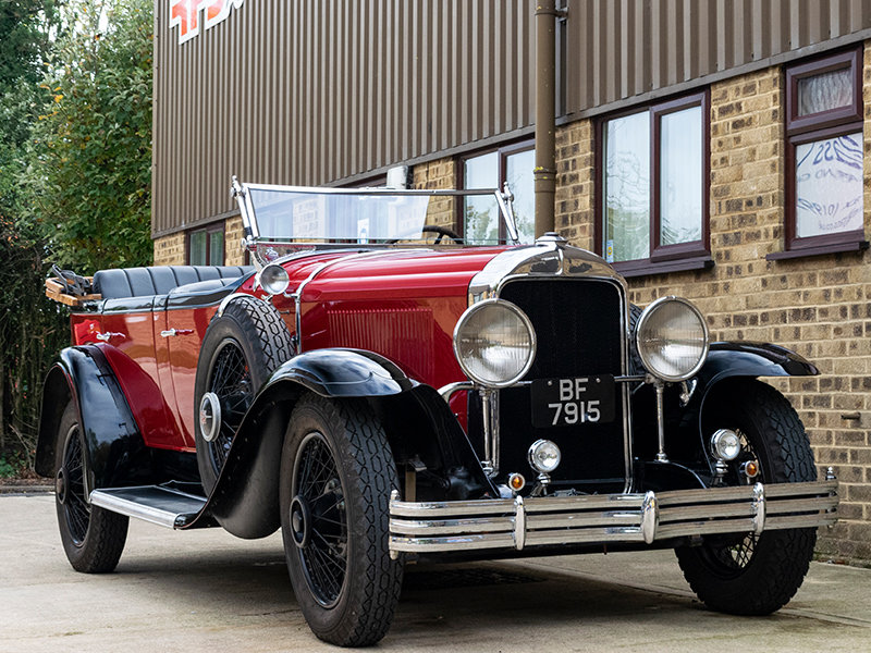 1929 Buick 25 Vintage Endurance Rally Car For Sale (picture 1 of 12)