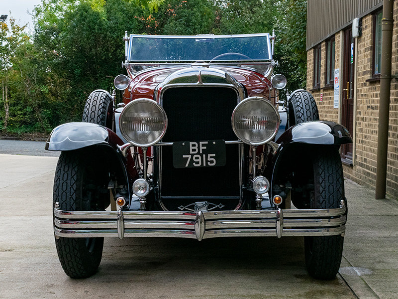 1929 Buick 25 Vintage Endurance Rally Car For Sale (picture 2 of 12)
