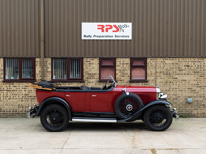 1929 Buick 25 Vintage Endurance Rally Car For Sale (picture 4 of 12)