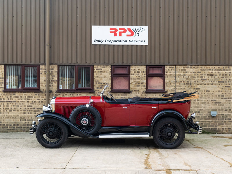 1929 Buick 25 Vintage Endurance Rally Car For Sale (picture 5 of 12)