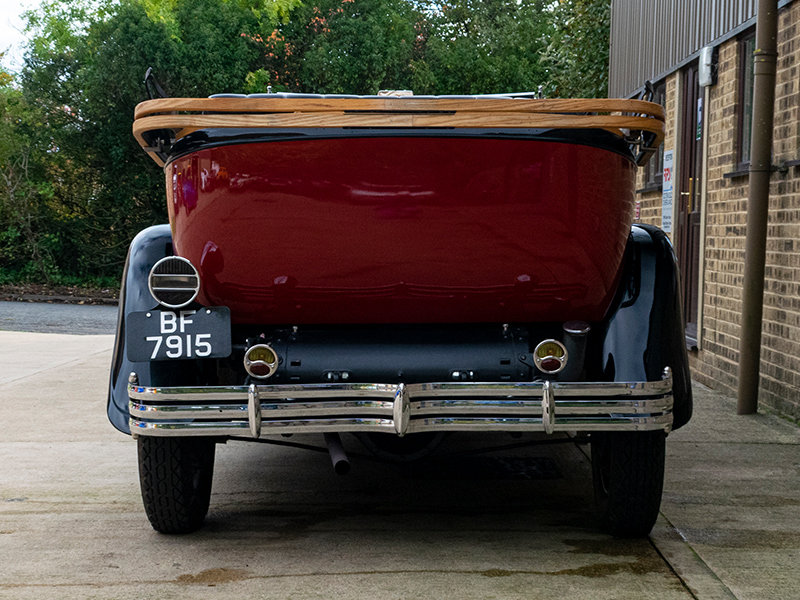 1929 Buick 25 Vintage Endurance Rally Car For Sale (picture 7 of 12)