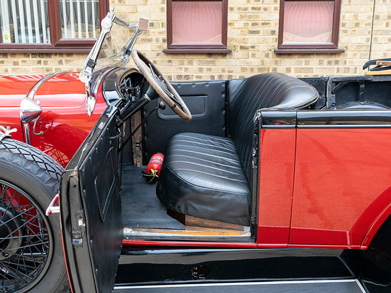 1929 Buick 25 Vintage Endurance Rally Car For Sale (picture 8 of 12)