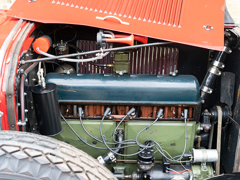 1929 Buick 25 Vintage Endurance Rally Car For Sale (picture 11 of 12)