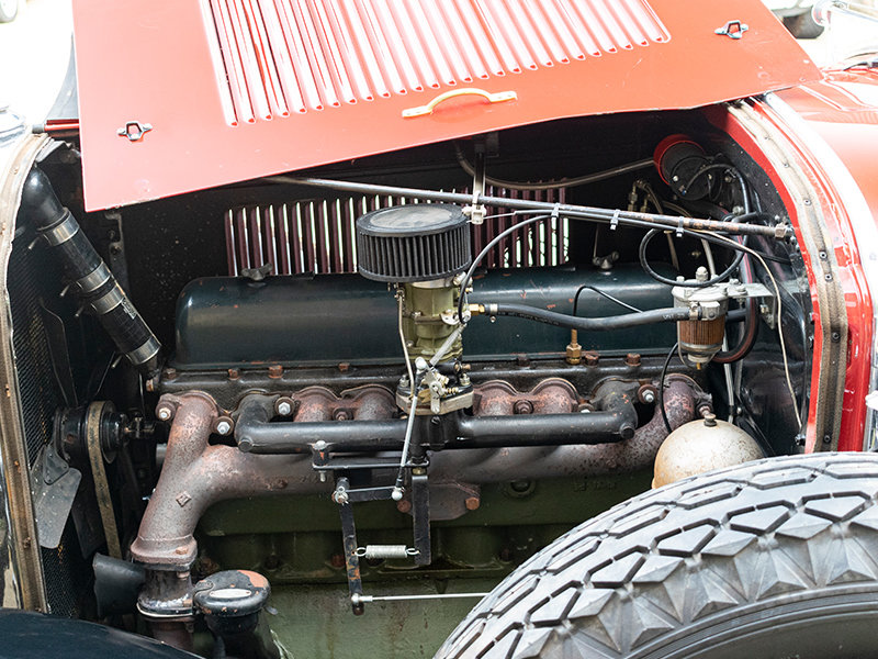 1929 Buick 25 Vintage Endurance Rally Car For Sale (picture 12 of 12)