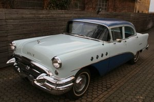 Picture of Buick Century V8 Sedan, 1955 SOLD