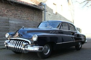 Picture of Buick Eight Roadmaster Sedan, 1950, 11.900,- Euro For Sale