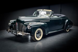 Picture of 1941 Buick Roadmaster convertible - coupé For Sale