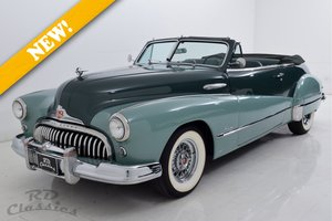 Picture of 1948 Buick Super Convertible For Sale