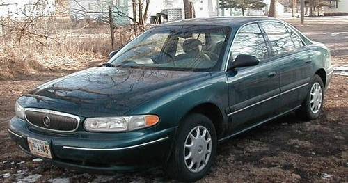 1999 Buick Century 4DR For Sale (picture 1 of 4)