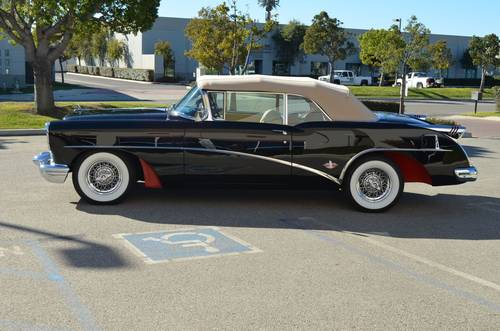 1954 Buick Skylark Convertible For Sale (picture 3 of 6)