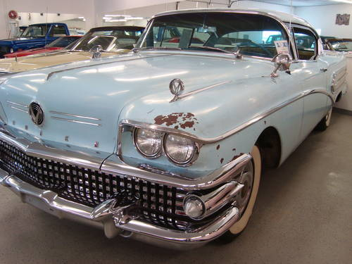 1958 Buick Super Riviera 2DR HT For Sale (picture 2 of 6)