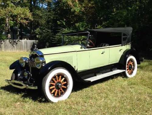 1925 Buick Master Sport Touring Car For Sale (picture 1 of 5)