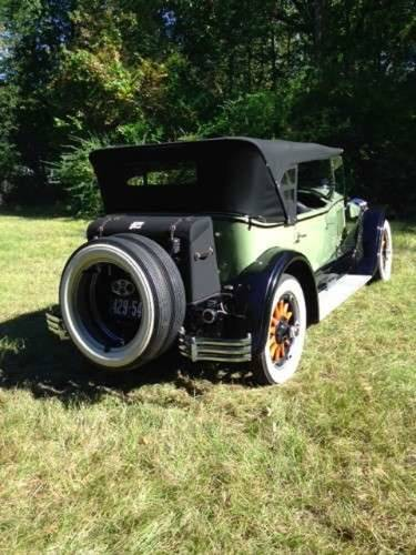 1925 Buick Master Sport Touring Car For Sale (picture 2 of 5)