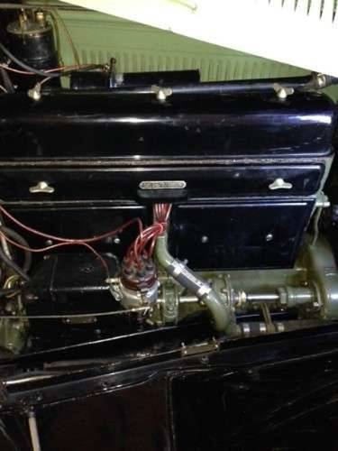 1925 Buick Master Sport Touring Car For Sale (picture 5 of 5)